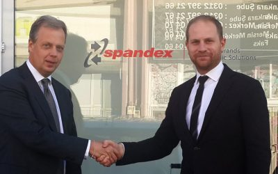 OTS Partners with Multinational Distributor Spandex to Target Growth in Turkey and Surrounding Region