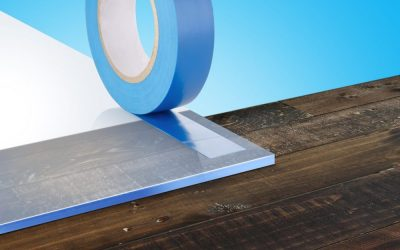 Choosing double-sided adhesive tapes for signage applications