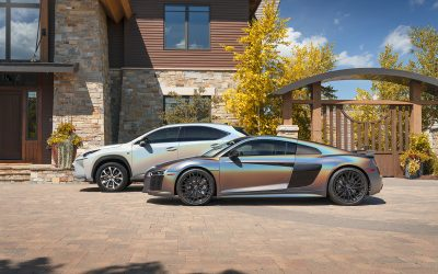Spandex introduces new colours from the 3M 1080 Wrap Film Series to its vehicle wrap portfolio