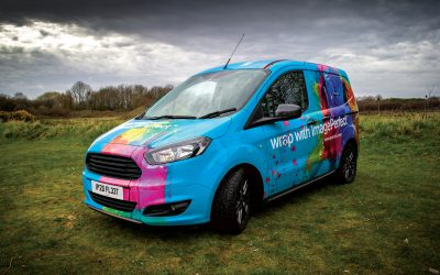 Spandex launches ImagePerfect 2D Wrap for vehicle graphics and 2D applications