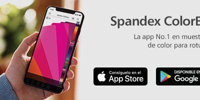 Spandex ColorBox: la app #1 en muestrarios de color para rotulistas