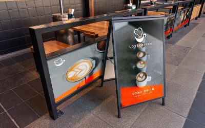 Make your point of sale (POS) count with materials from Spandex