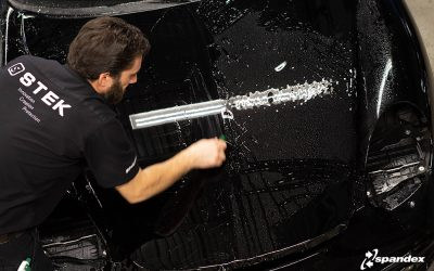 Spandex named exclusive distributor for high-performance STEK Automotive paint and light protection films