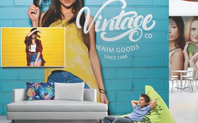 Textildruck – Erweitern Sie Ihr Geschäftsbereich um bedruckbare Textilien