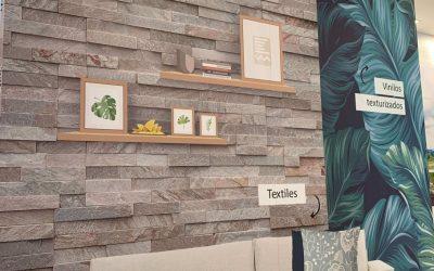 Spandex ofrece una solución integral para publicidad y decoración de interiores
