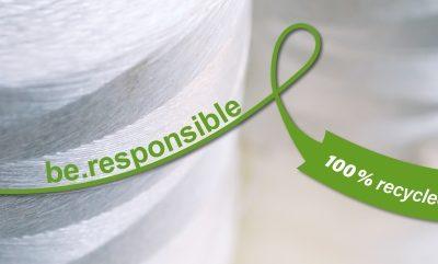 Textiles con hilo 100% reciclados: la alternativa «green» para la conciencia con el medio ambiente