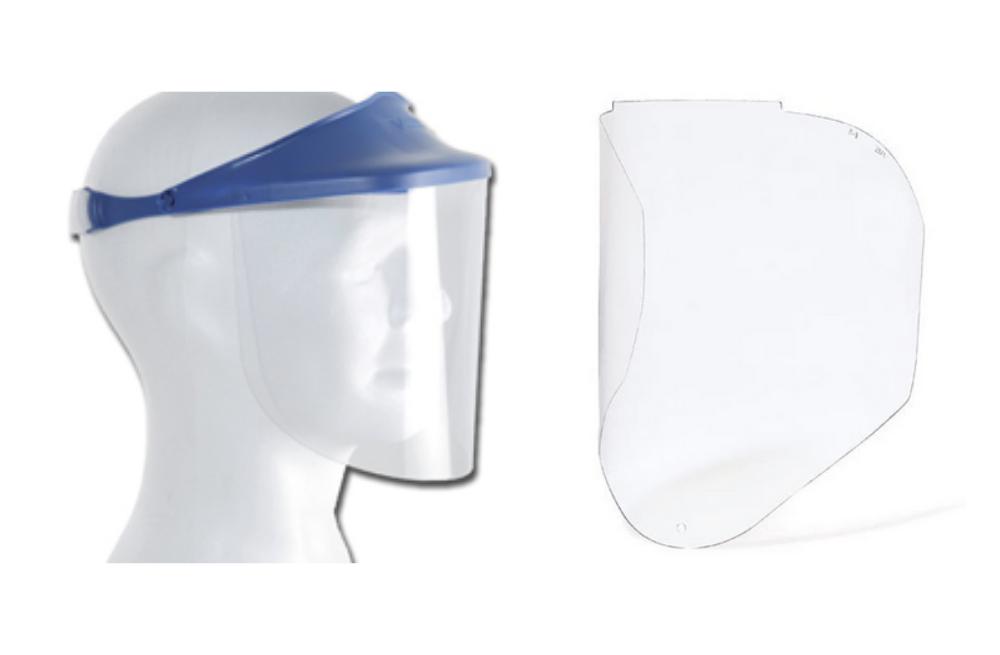 Esempi di maschere protettive