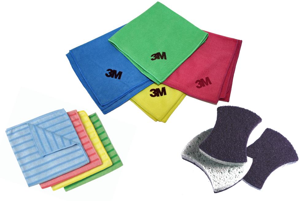 Prodotti per la pulizia: panni