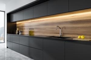 Küchen Neugestaltung mit Coverstyl'