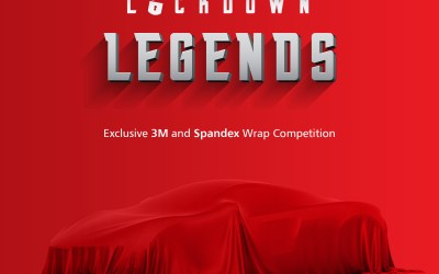 Contest Spandex & 3M Lockdown Legends