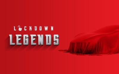 spandex - 3M - Lockdown Legends