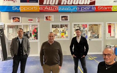 Spandex rafforza la sua presenza in Italia con Karkadan