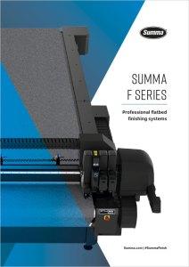 Summa F Series Broschyr