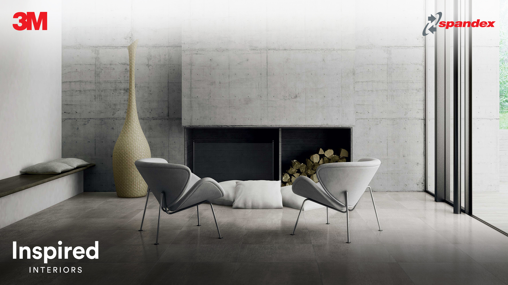 Spandex Launches New Inspired Interiors Competition for Outstanding Architectural Projects featuring 3M products