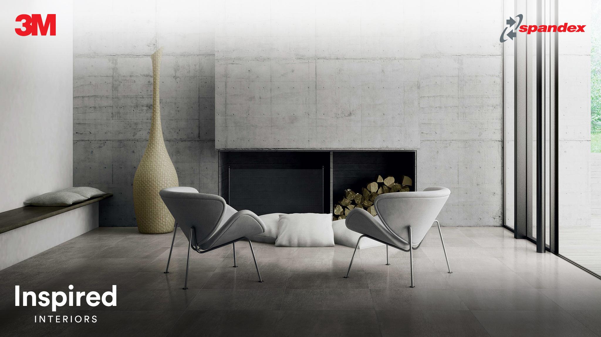 Spandex lancia il nuovo contest Inspired Interiors per straordinari progetti Architectural con prodotti 3M