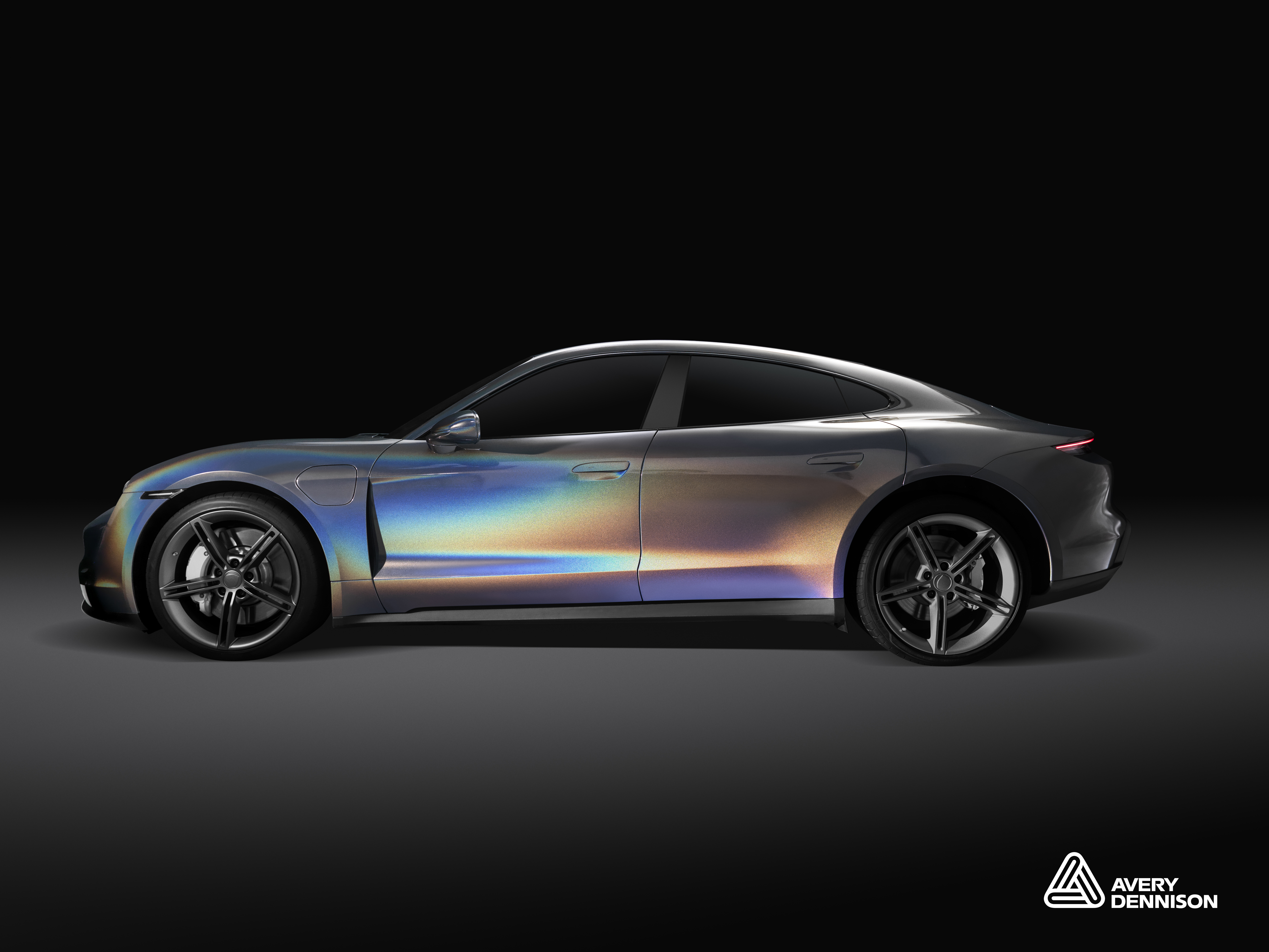 Spandex adds four new eye catching colours from Avery Dennison Supreme Wrapping Film to its vehicle wrap portfolio